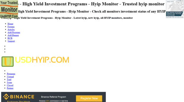 Hyip forum worldwideearning