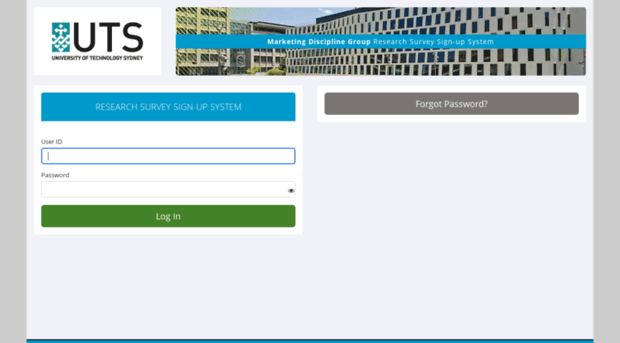 uts-mkt sona-systems com - Research Survey Sign-up System - Uts Mkt