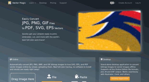 vectormagic.stanford.edu
