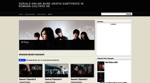 seriale online gratis subtitrate in romana veziserialeonline info