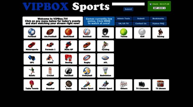vipbox.net sports 2