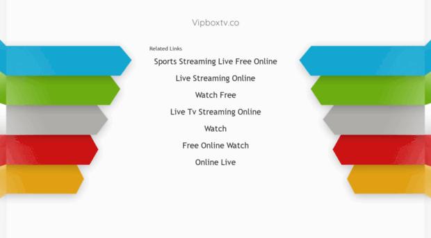 vipbox.tv sports 1