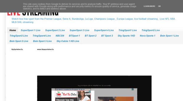 vipsportslive blogspot gr - wWw VipSportslive Eu - Vip Sportslive