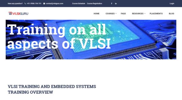 Online Course: Vlsi Online Course
