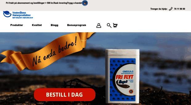 fri flyt omega 3 test