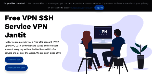 vpnjantit com - VPN JANTIT: Create Free and Pr    - VPN JANTIT