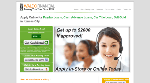 Kansas city title loans