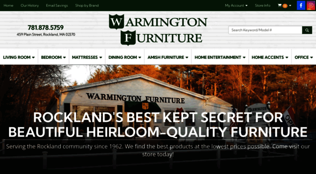 warmingtonfurniture.com