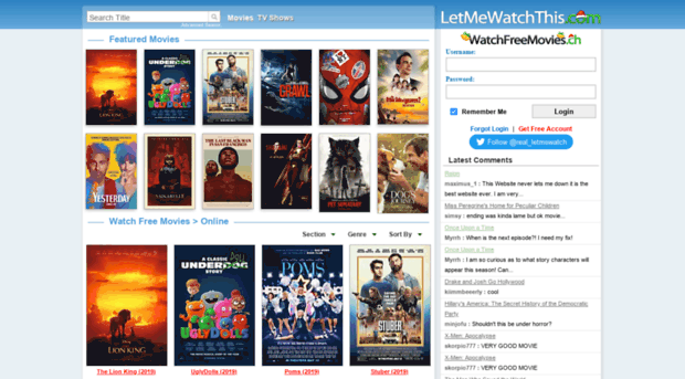 Watch Gay Man Movies Online for Free on LetMeWatchThis