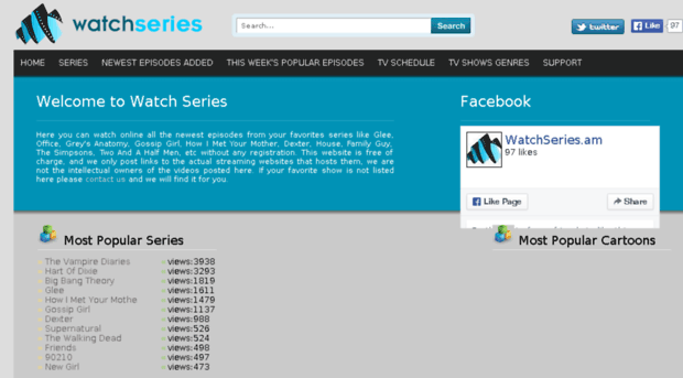 watch series online for free