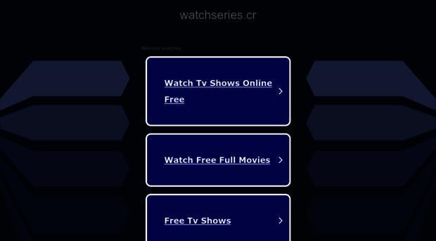 Watchseries Watch Series Online Free Wat Watch Series