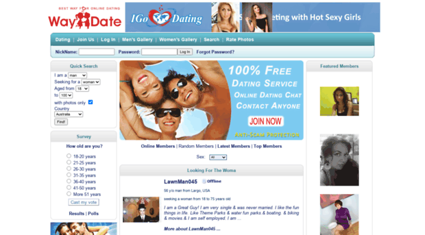 Which Free Online Dating Site Is Best