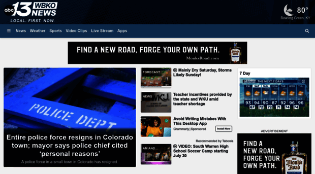wbko com - Bowling Green, KY News, Weathe    - WBKO