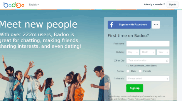 Dating sites better than badoo
