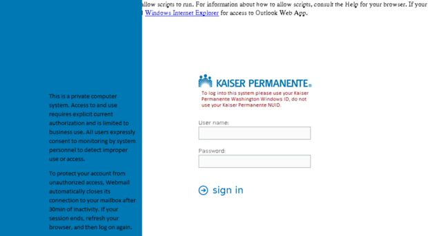 mailbox org login