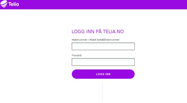 telia webmail mobil
