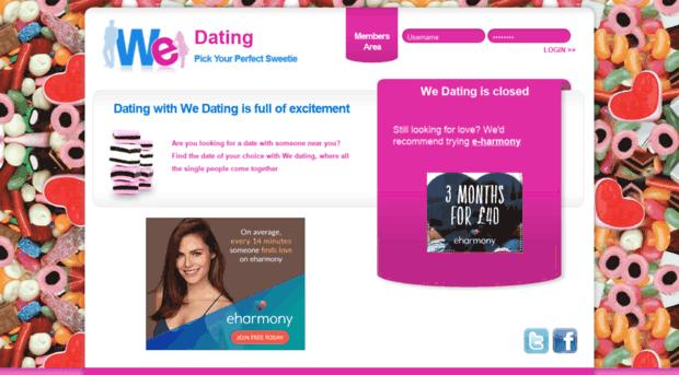 guardian dating login
