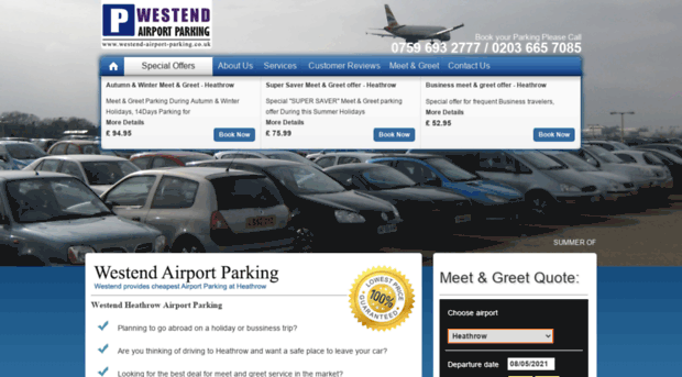 Westend airport parking heathrow airport parking meet latest check 4 months ago m4hsunfo