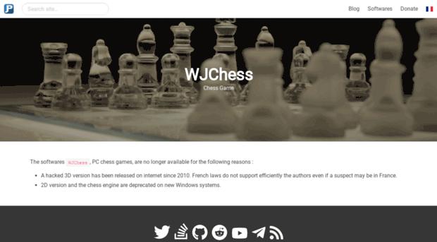 wjchess 2d gratuit