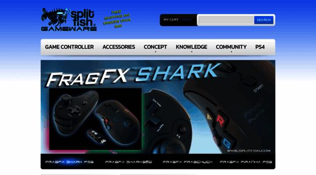 Splitfish controller software download