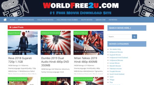 worldfree2u com - World4uFree – Hindi English HD    - World Free2u