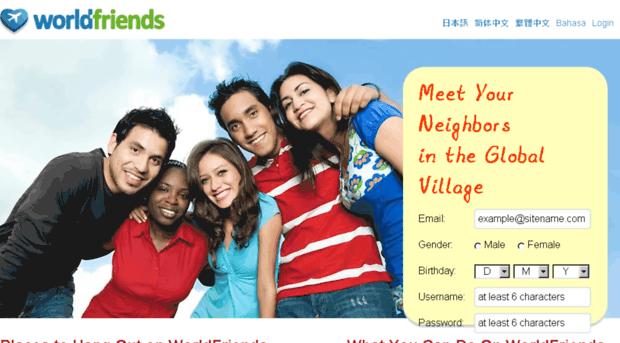 Dating meet her friends