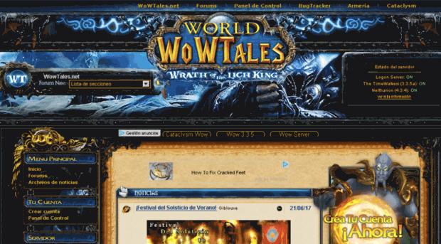 wowtales