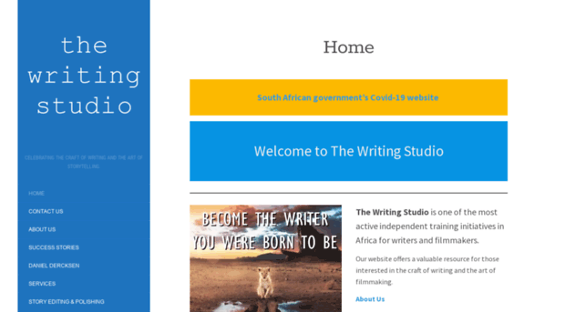the writing studio Youtube/the writing studio is here to help you perfect what you already do wellit is a place where you can get a new perspective on your writing style and content, to share your thoughts with others who want to help you succeed, and to refresh your memory of the rules of standard american english.