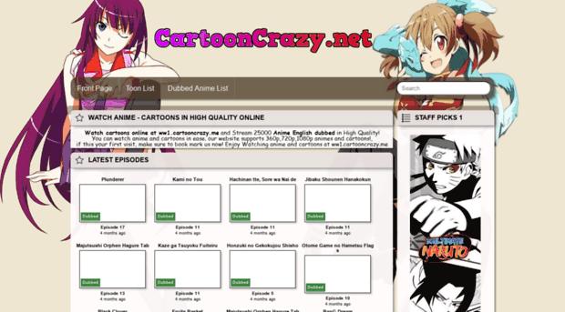Image result for CartoonCrazy