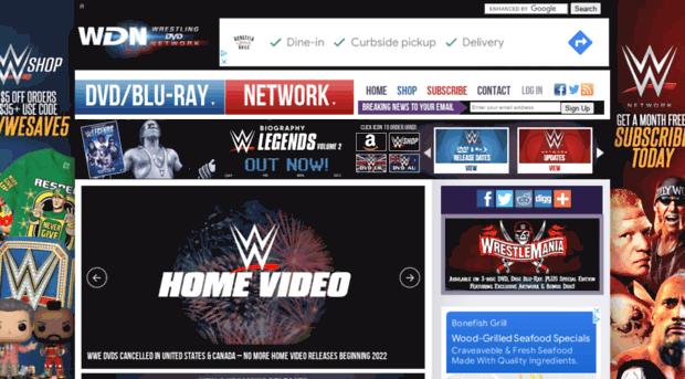 wwedvdnews com - WWE DVD News, WWE Network News    - WWE DVD News