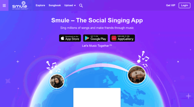 www-int smule com - Smule - Connecting the world t    - Www