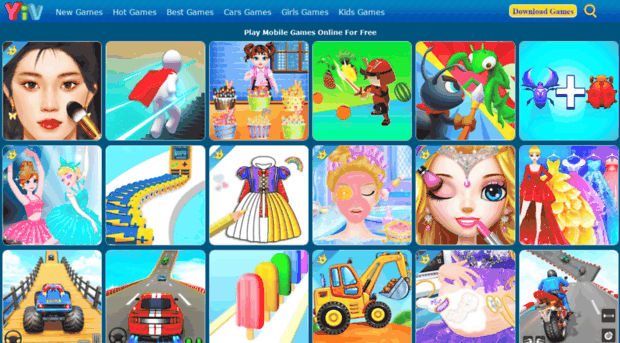 Yivcom Free Mobile Games And Tablet G Yiv