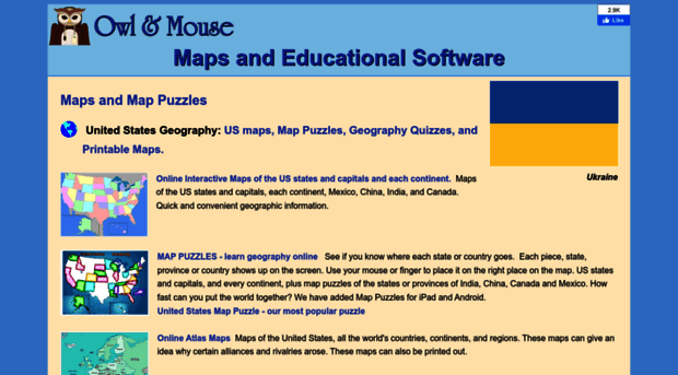 yourchildlearns.com - Educational Software - Maps, L... - Yourchild ...