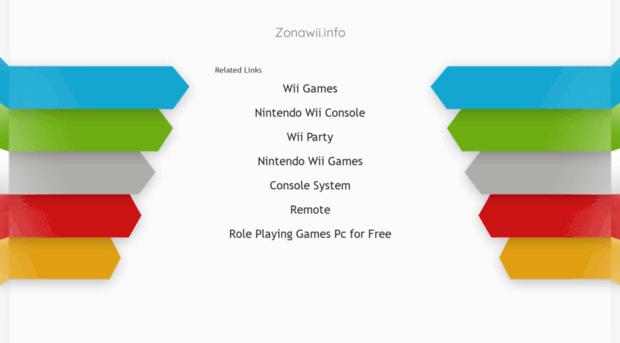 Zonawii Info Juegos Wii Descargar Juegos W Zona Wii
