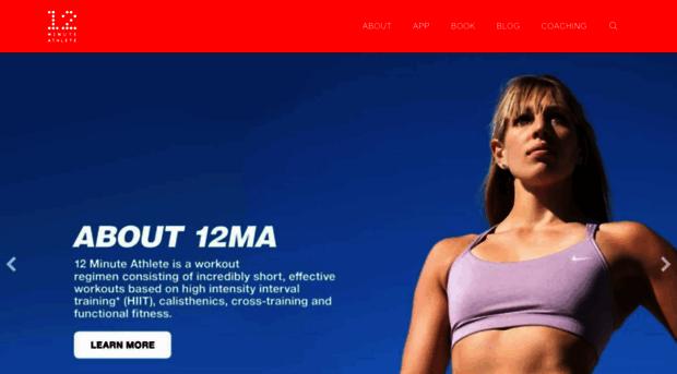 12minuteathlete.com
