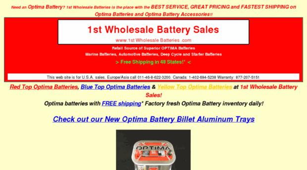 1st-optima-batteries.com