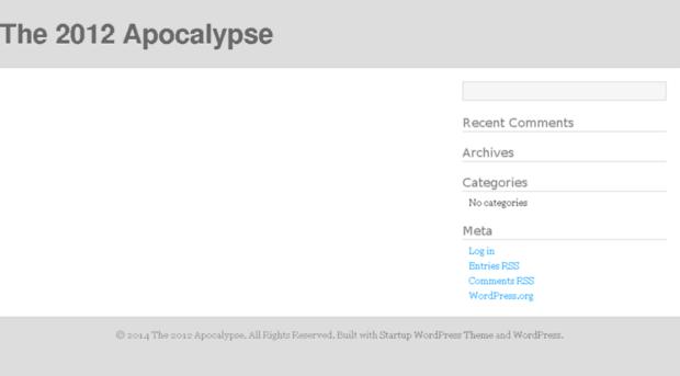 2012apocalypse.net