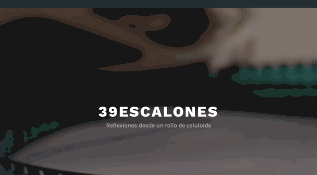 39escalones.wordpress.com