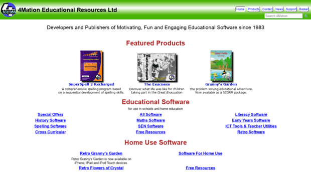 a review of three educational software April 2002 sri project 11063 e-desk: a review of recent evidence on the effectiveness of discrete educational software prepared for: planning and evaluation service, u s department of education.
