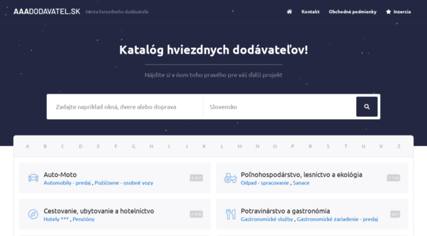 aaadodavatel.sk