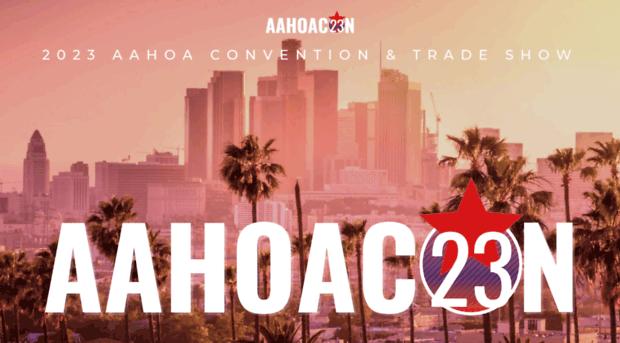 aahoa2018.streampoint.com