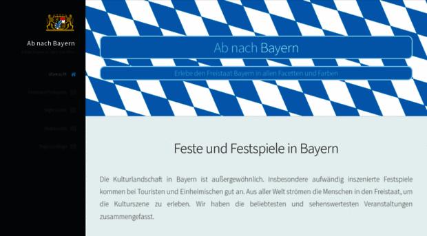ab-nach-bayern.de