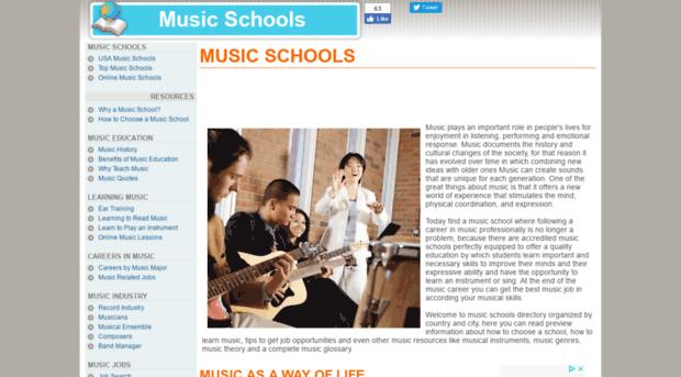 aboutmusicschools.com