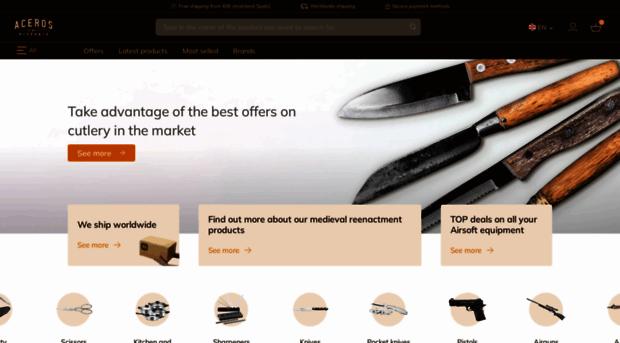 aceros-de-hispania.com