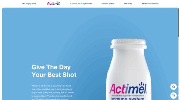 actimel.co.uk