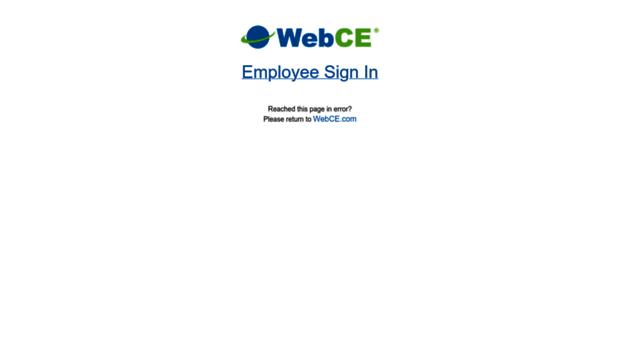 admin.webce.com