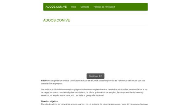 Adoos Com