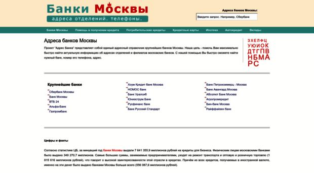 adresbanka.ru