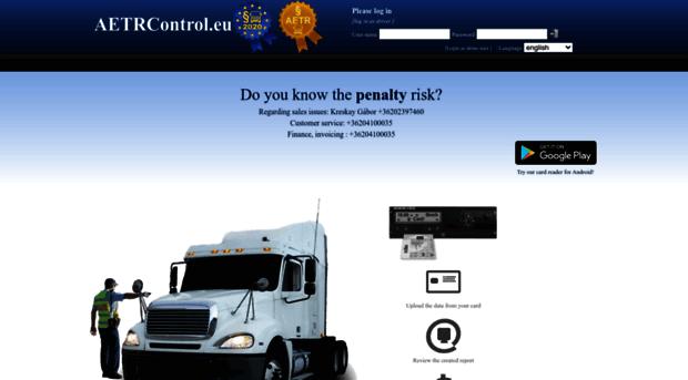 aetrcontrol.eu