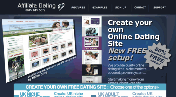 create an online dating site Call it the algorithm method: working with data crunchers at the dating sites, we put together 25 tips for writing the perfect profile, selecting the right photo, and really understanding your.